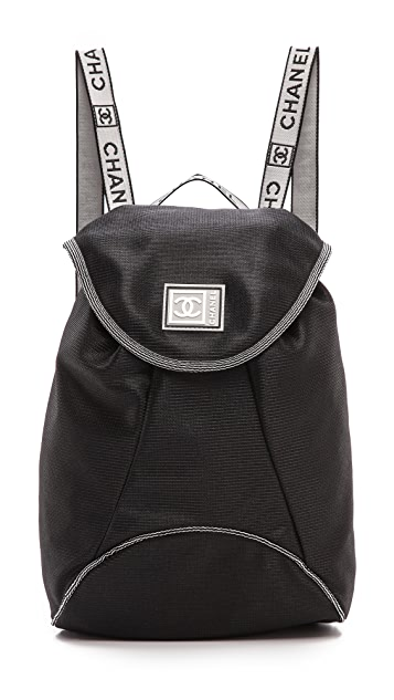 What Goes Around Comes Around Chanel Sportline Mesh Backpack