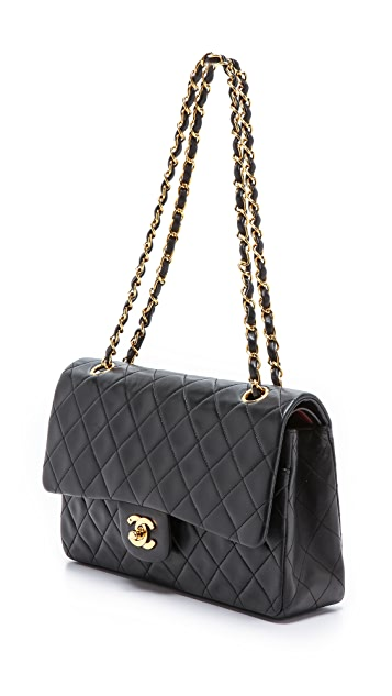 What Goes Around Comes Around Chanel 2.55 10'' Shoulder Bag