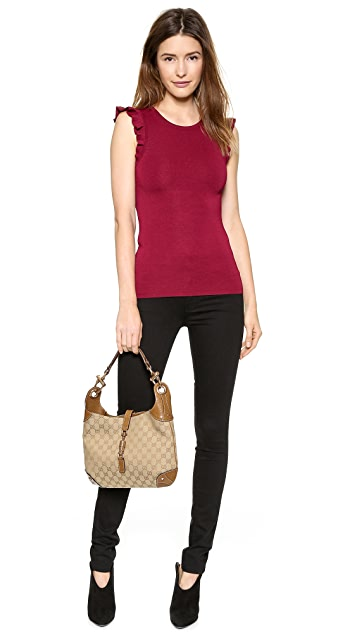 What Goes Around Comes Around Gucci Jackie Hobo Bag