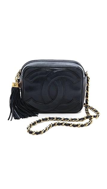 29049ec100577e What Goes Around Comes Around Chanel Mini Tassel Bag | SHOPBOP