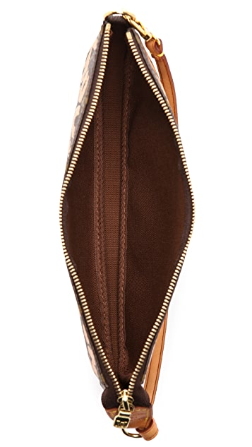 What Goes Around Comes Around Louis Vuitton Sprouse Pouchette