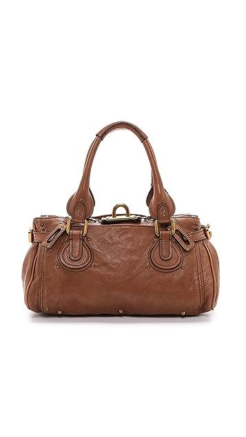 What Goes Around Comes Around Chloe Paddington Bag