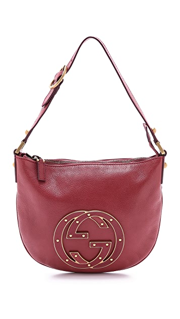 What Goes Around Comes Around Gucci Blondie Hobo Bag