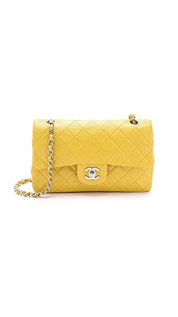 What Goes Around Comes Around Chanel 9'' 2.55 Shoulder Bag