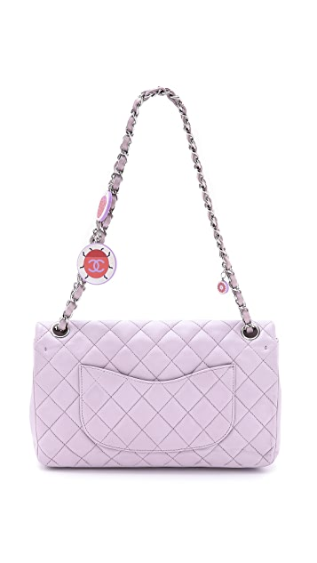 What Goes Around Comes Around Chanel Charms Bag