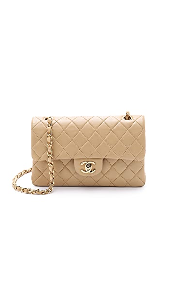 Chanel 9'' Shoulder Bag by What Goes Around Comes Around
