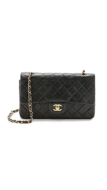 What Goes Around Comes Around Chanel 10'' Shoulder Bag (Previously Owned)
