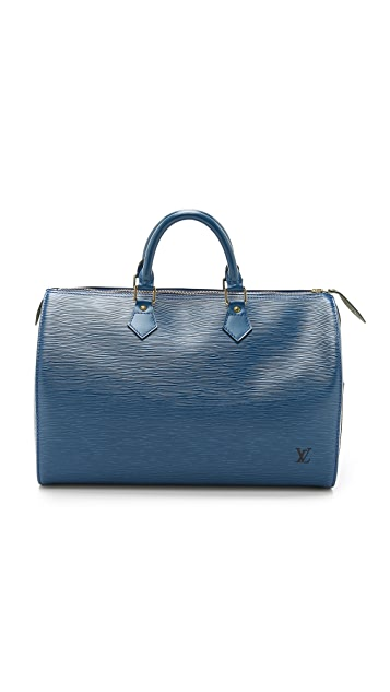 What Goes Around Comes Around Louis Vuitton Epi Speedy 40 Bag (Previously Owned)