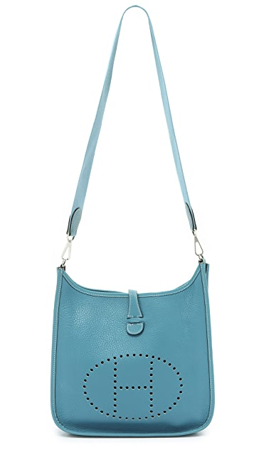 What Goes Around Comes Around Hermes Evelyne II Bag (Previously Owned)