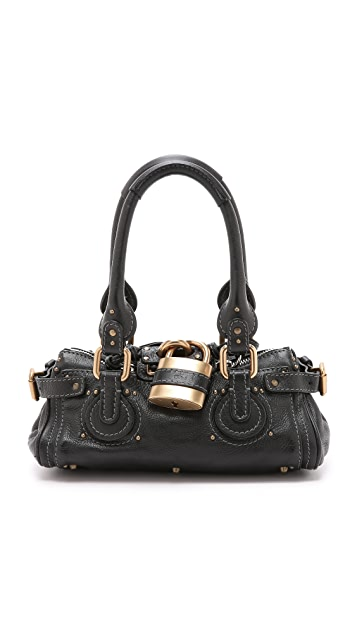 What Goes Around Comes Around Chloe Paddington Bag (Previously Owned)