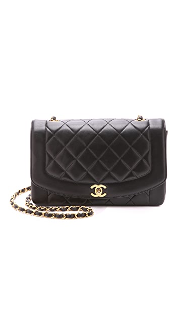 d821346c3ba042 What Goes Around Comes Around Chanel Classic Flap Bag (Previously Owned) ...