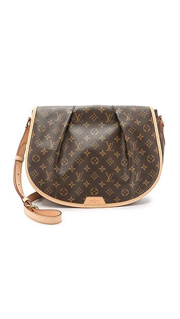 48d432e34e30 What Goes Around Comes Around. Louis Vuitton Monogram Menilmontant MM Bag  ...