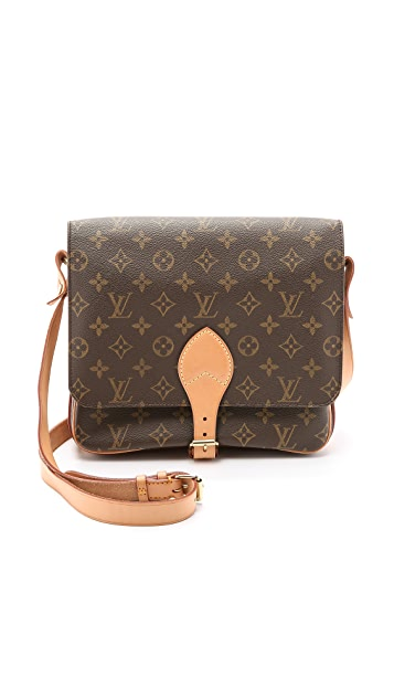 73ac741b5707 What Goes Around Comes Around. Louis Vuitton Monogram Cartouchiere GM Bag (Previously  Owned)