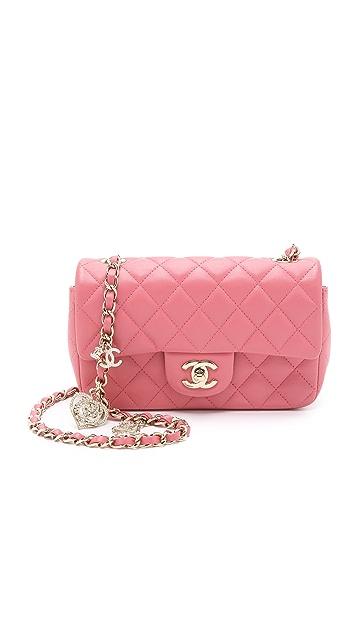 852f9e4e2aec What Goes Around Comes Around Chanel Valentine Mini Bag (Previously ...