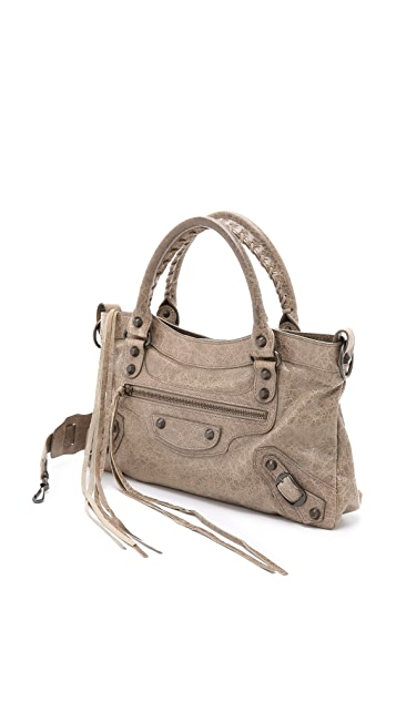 What Goes Around Comes Around Balenciaga Agneau Classic First Bag (Previously Owned)