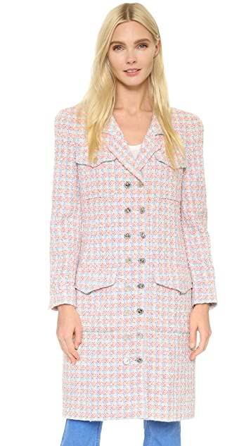 What Goes Around Comes Around Chanel Coat (Previously Owned)