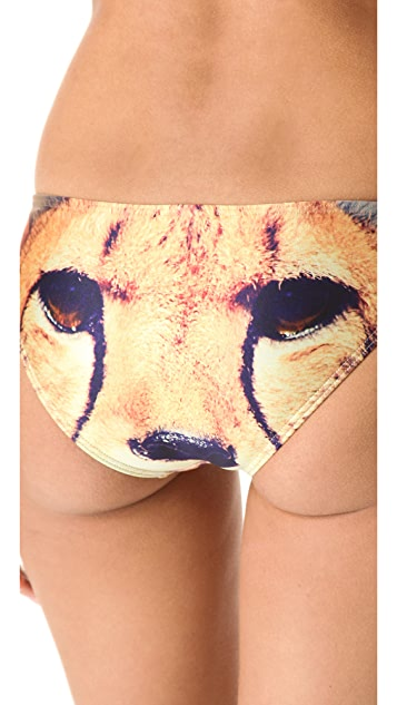 We Are Handsome Corset Bikini Bottoms