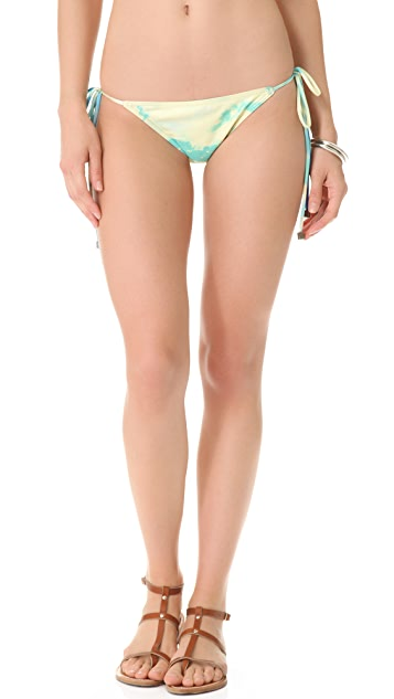 We Are Handsome Mustang String Bikini Bottoms