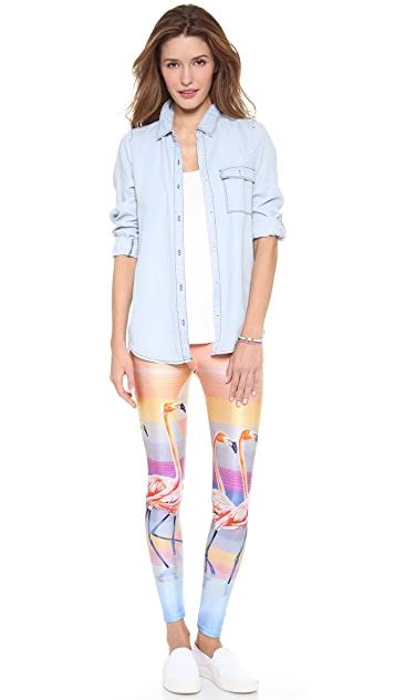 We Are Handsome The Bahamas Leggings