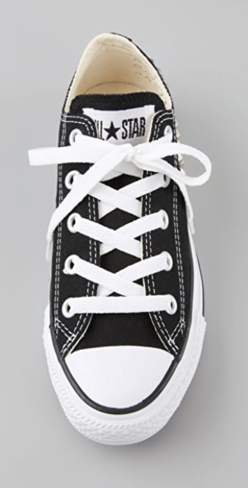 What Goes Around Comes Around Studded Converse Low Top Sneakers
