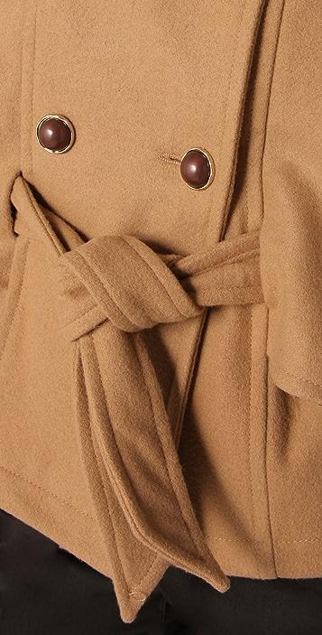 What Goes Around Comes Around Bergen Coat