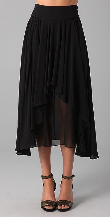 What Goes Around Comes Around Mansfield Skirt