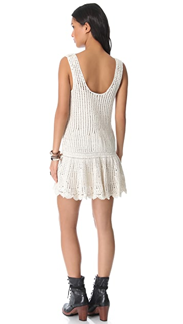 What Goes Around Comes Around Mesilla Dress