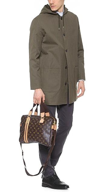 What Goes Around Comes Around Vintage Louis Vuitton Monogram Bosphore Bag