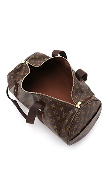 What Goes Around Comes Around Vintage Louis Vuitton Monogram Beaubourg Sport Duffel Bag