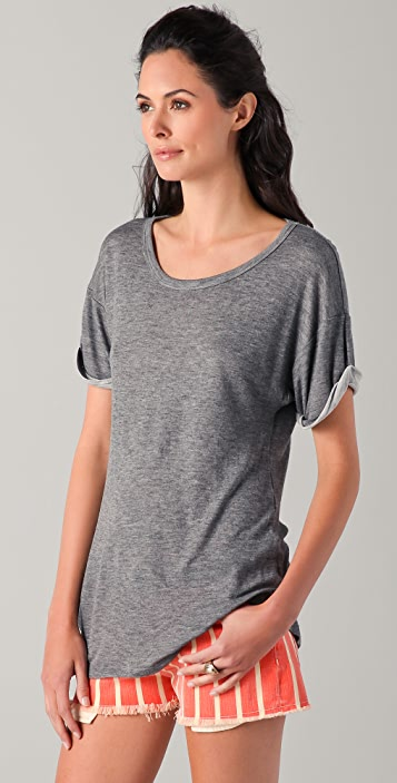 Whetherly Noam Double Jersey Tee