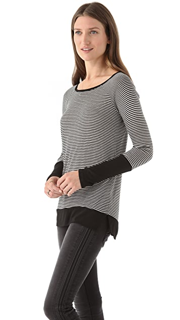 Whetherly Zuma Striped Top