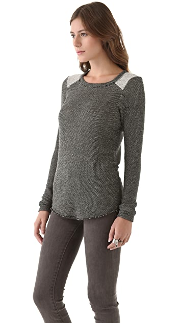 Whetherly Rosario French Terry Top