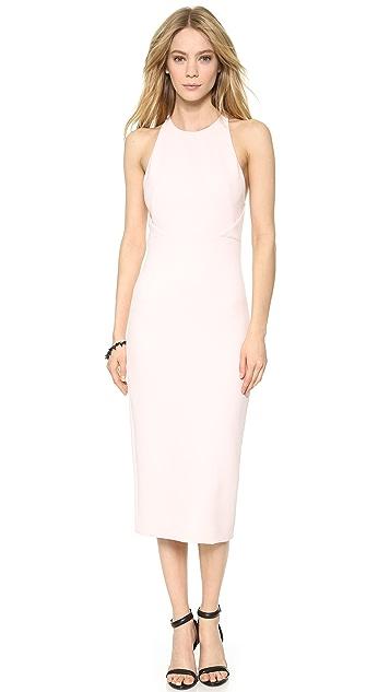 Whistles Morgana Midi Dress