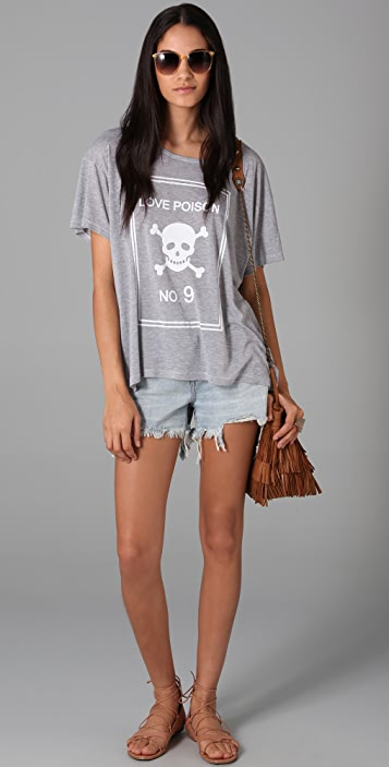 Wildfox Love Poison Tee