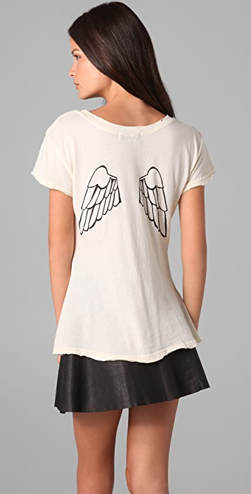 Wildfox Hells Angel Tee