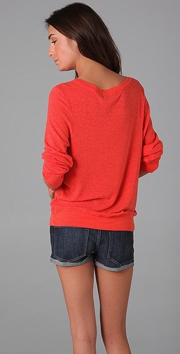 Wildfox Eagle Dream Beach Sweatshirt