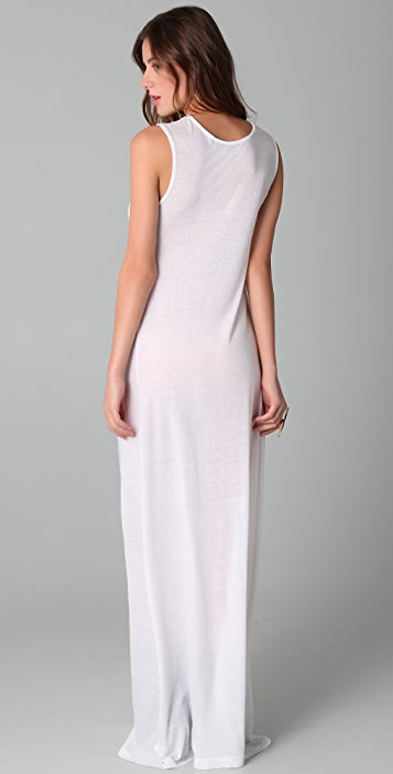 Wildfox South of France Maxi Dress