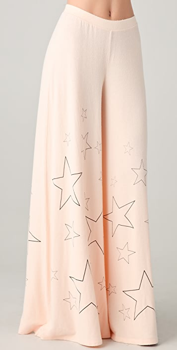 Wildfox Starlight Hendrix Pants