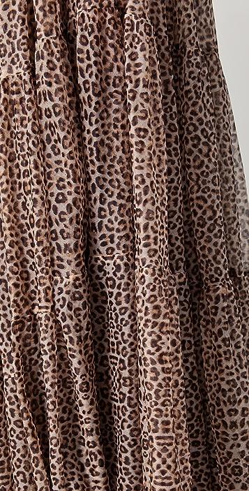 Wildfox Wildfox White Label Desperado Maxi Skirt
