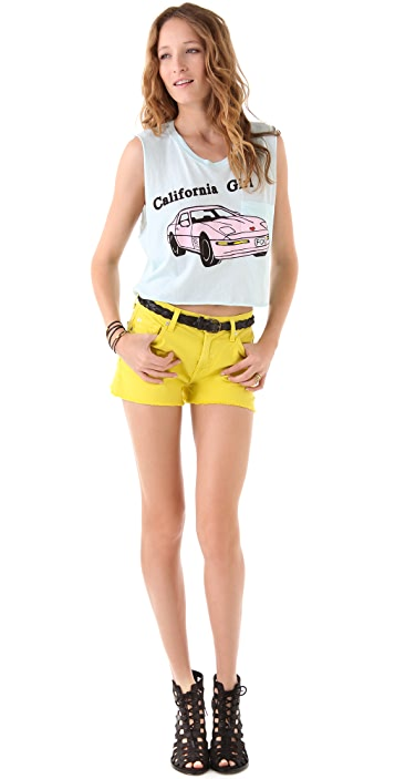 Wildfox California Girl Charlie Tank