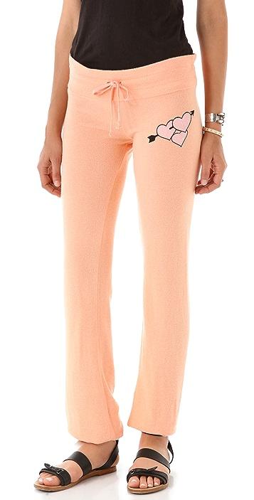 Wildfox Cupid Malibu Skinny Pants
