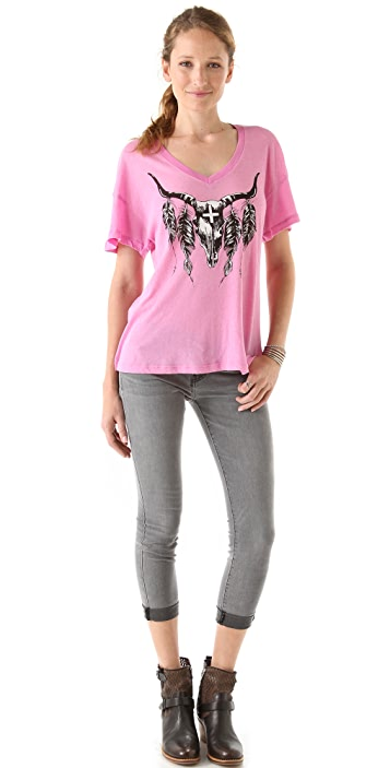 Wildfox Heat Wave Tee