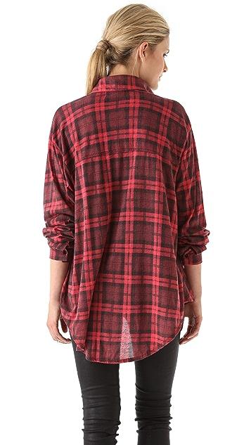 Wildfox Seattle Button Down Shirt