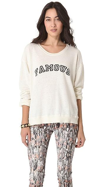 Wildfox Famous Sweatshirt