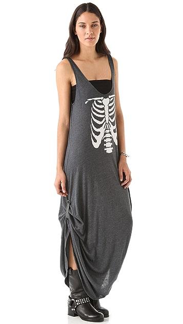 Wildfox Inside Out Grunge Dress