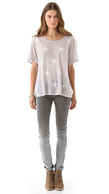 Wildfox Star Shine Tee
