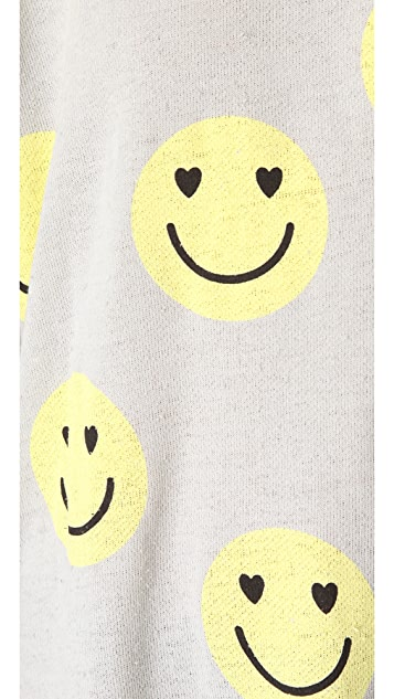Wildfox All Smiles Sweatshirt