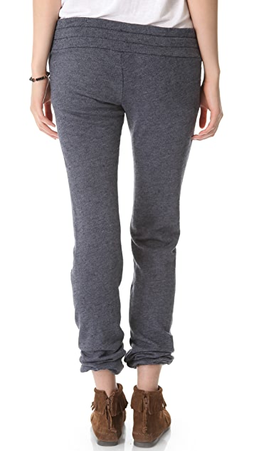 Wildfox Pony Express Skinny Sweatpants