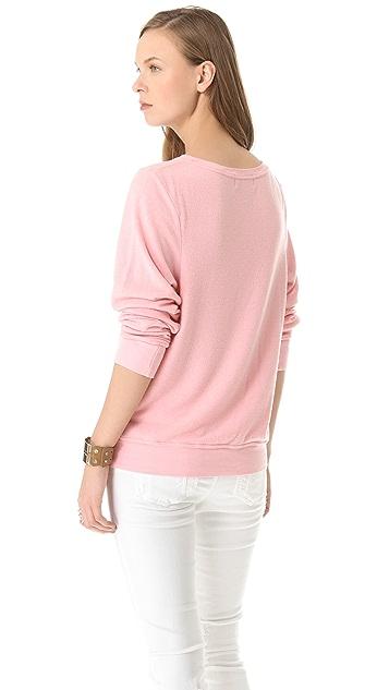 Wildfox Go Topless Sweatshirt