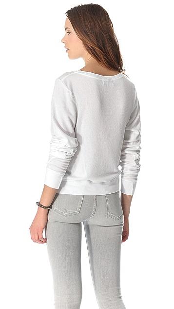Wildfox Born in Bel Air Sweatshirt